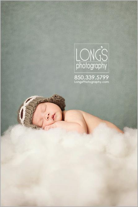 Maddox Newborn Baby Portraits | Tallahassee photographers