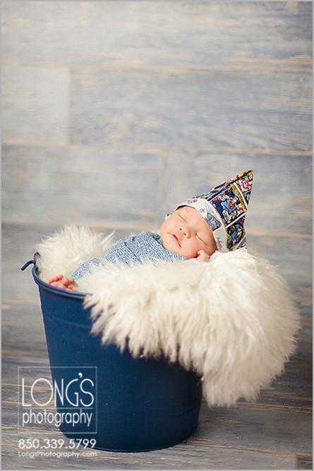 Maddox Newborn Baby Portraits | Tallahassee photographers| Long's