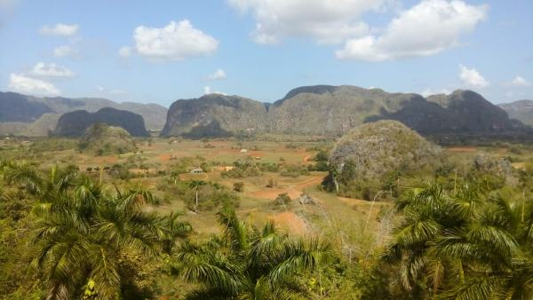 Beautiful Vinales, Cuba. Our month of travels comes to an end.