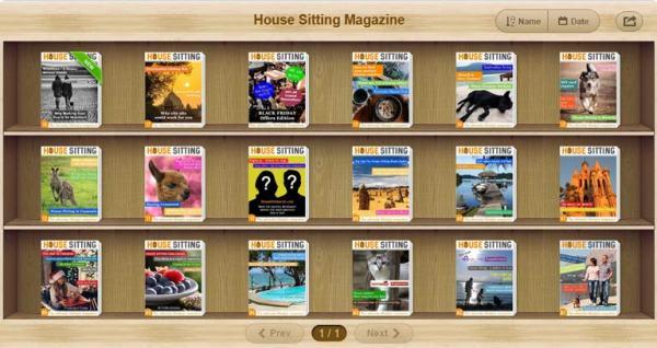 House Sitting Magazine