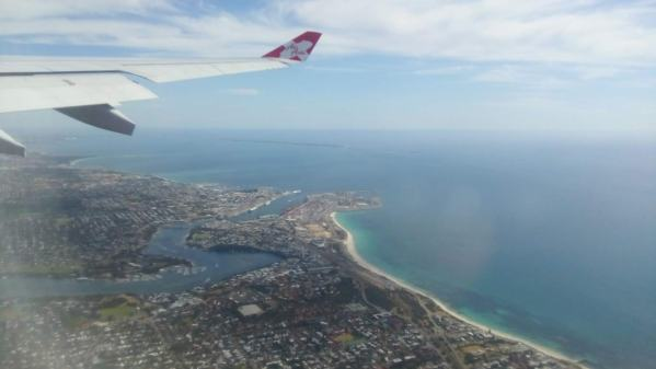 Flying back into Perth, Western Australia always feels like coming home. I (Ian) lived here for 7 years