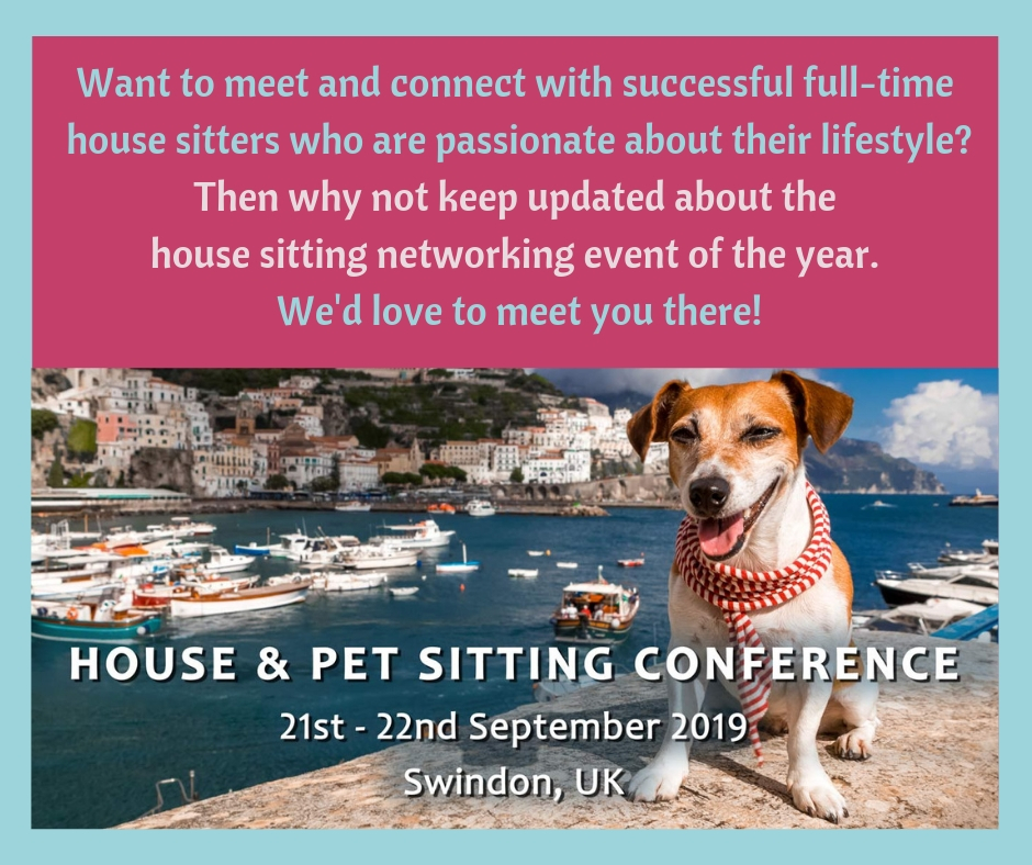 House & Pet Sitting Conference