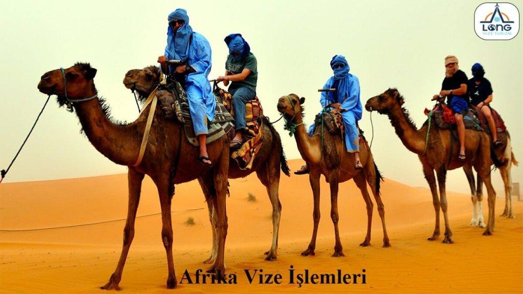 Vize İşlemleri Afrika