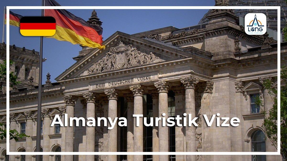 Turistik Vize Almanya