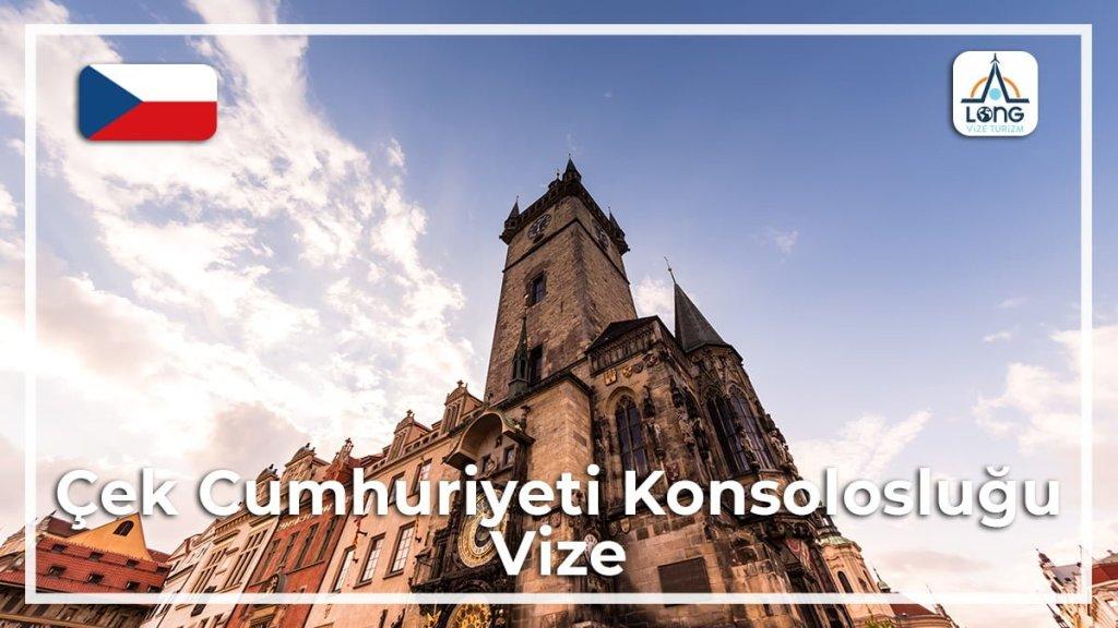 Konsolosluğu Vize Çek Cumhuriyeti