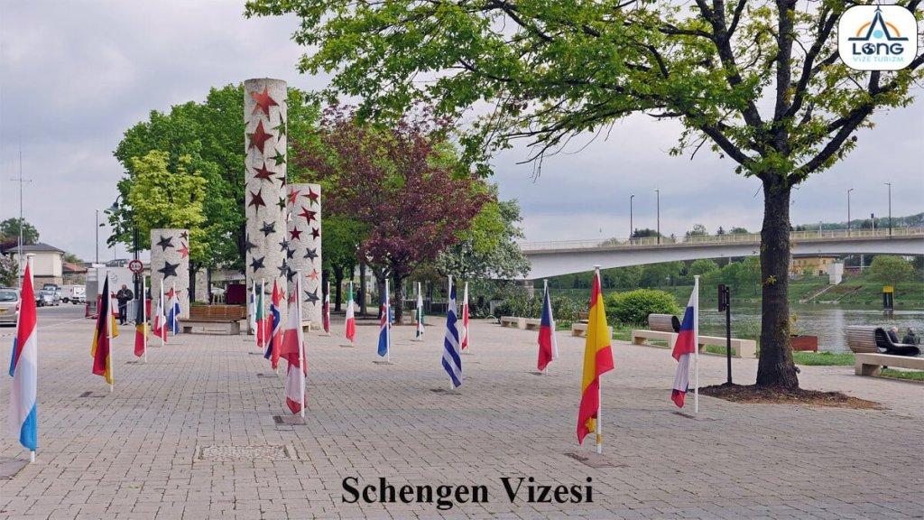Vizesi Schengen