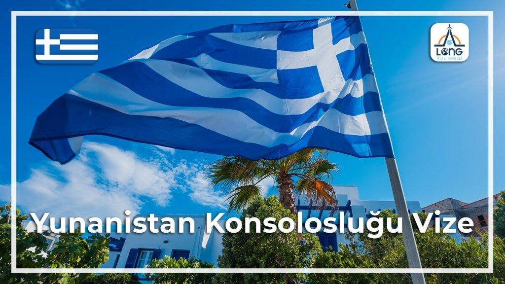 Konsolosluğu Vize Yunanistan