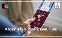 Afganistan Vize Başvurusu