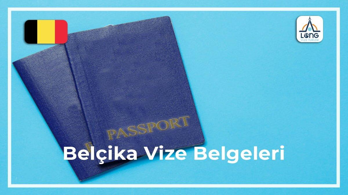 Vize Belgeleri Belçika