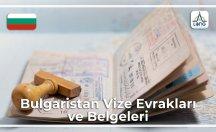 Bulgaristan Vizesi İçin Gerekli Belgeler Ve Evraklar