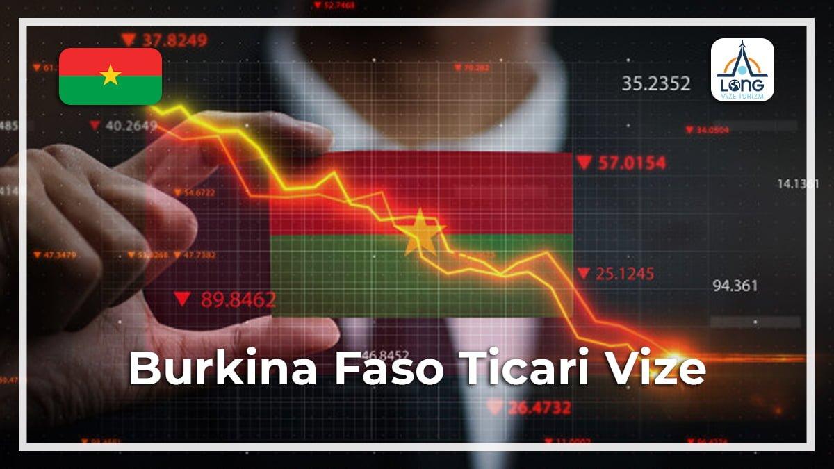 Vize Ticari Burkina Faso