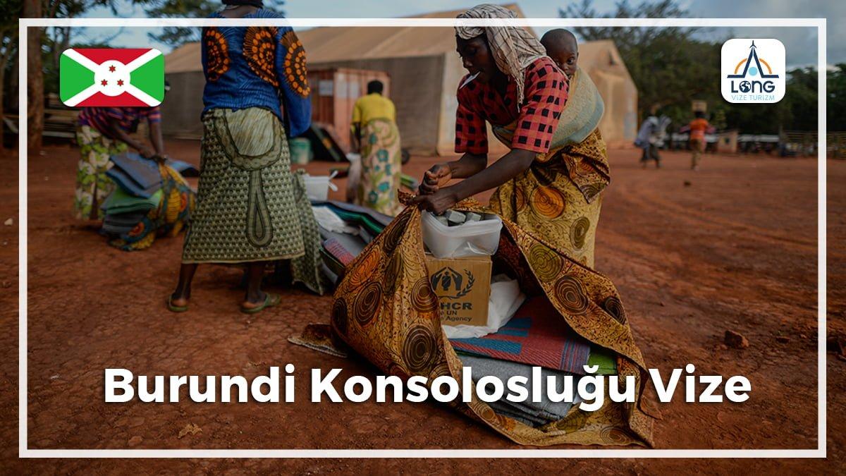 Konsolosluğu Vize Burundi