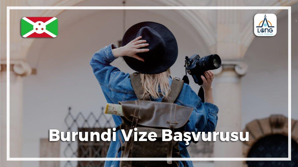 Vize Başvurusu Burundi