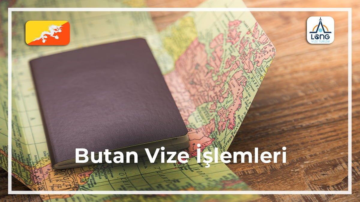 Vize İşlemleri Butan