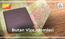 Butan Vize Şartları