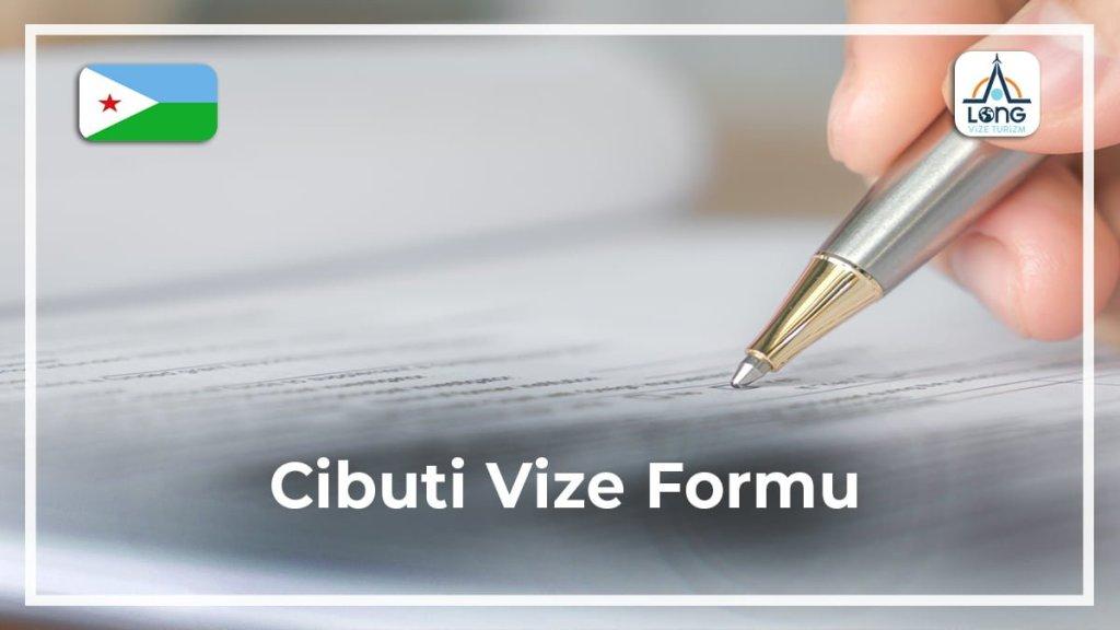 Formu Vize Cibuti