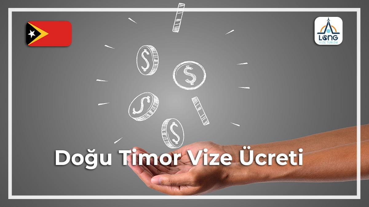 Vize Ücreti Doğu Timor