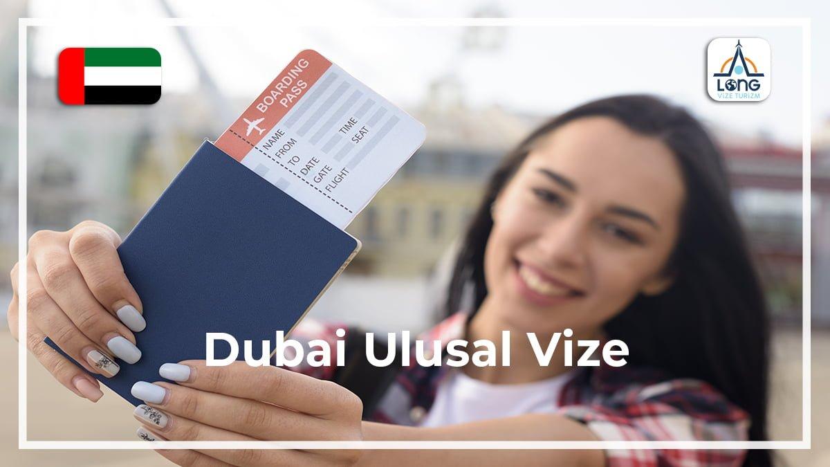 Ulusal Vize Dubai
