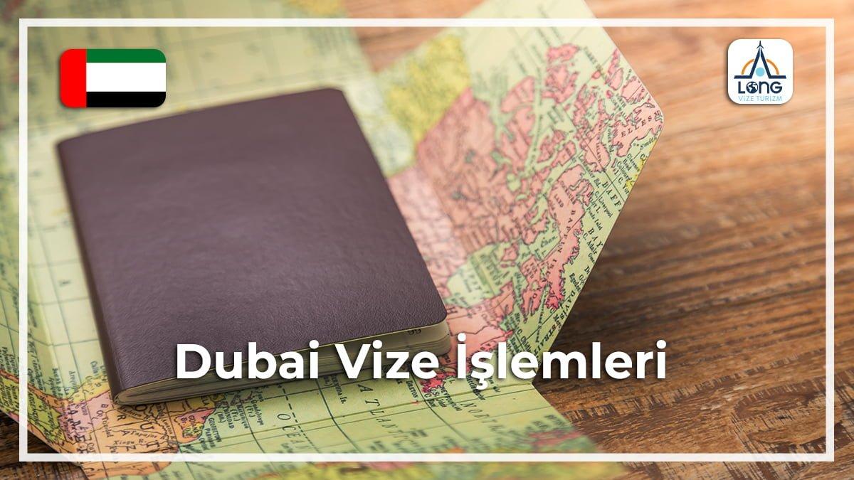 Vize İşlemleri Dubai