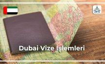 Dubai Vize Şartları
