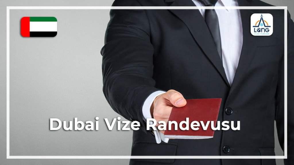 Vize Randevusu Dubai