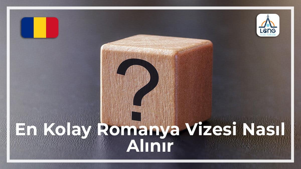 Romanya Vizesi Nasıl Alınır En Kolay