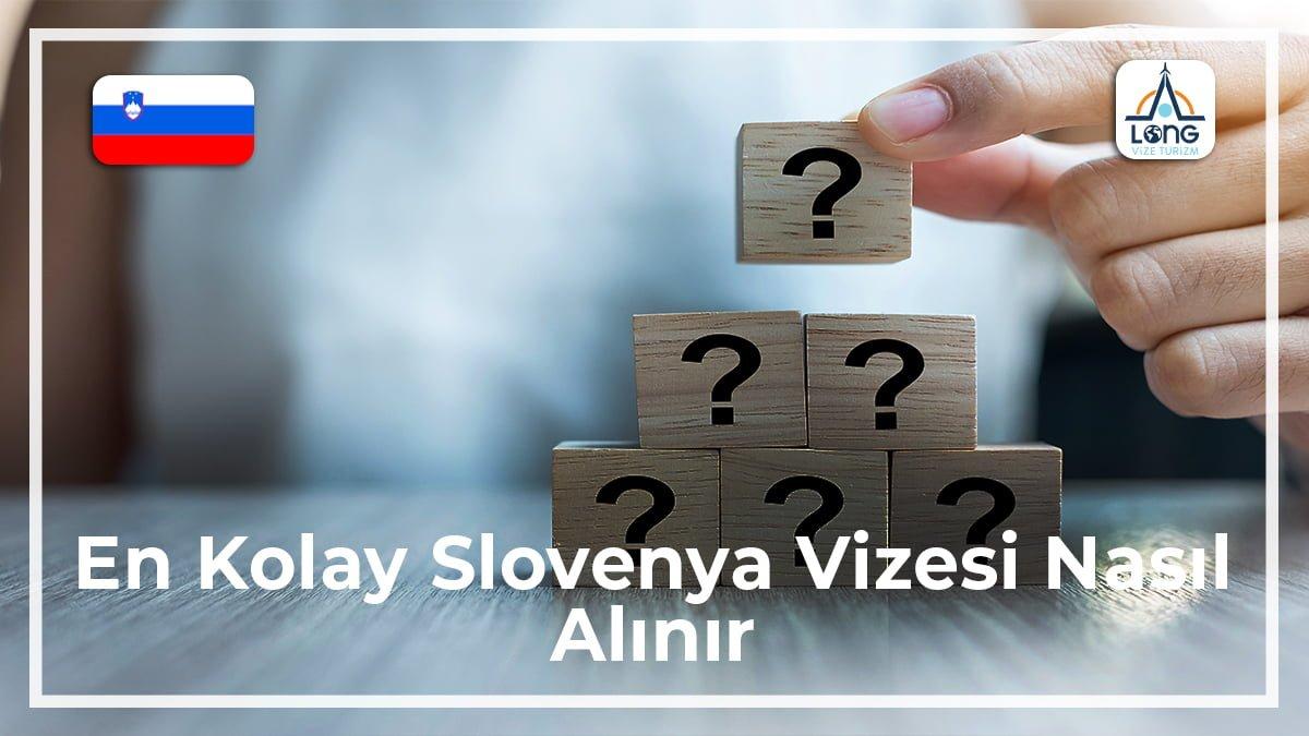 Slovenya Vizesi Nasıl Alınır En Kolay
