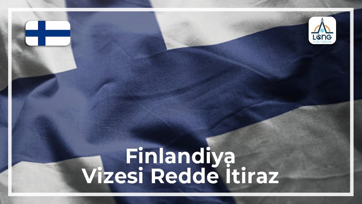 Vizesi Redde İtiraz Finlandiya