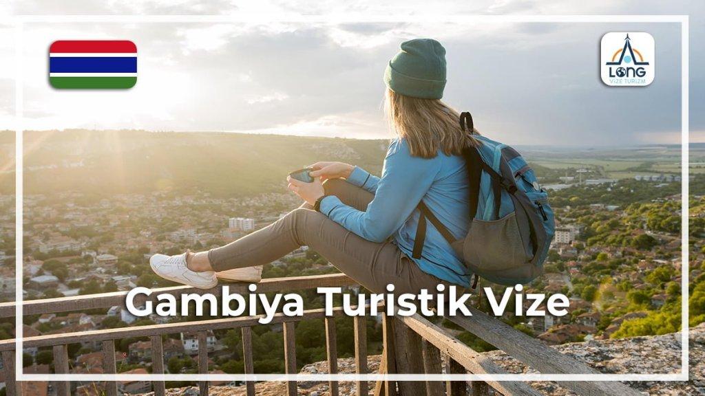 Turistik Vize Gambiya