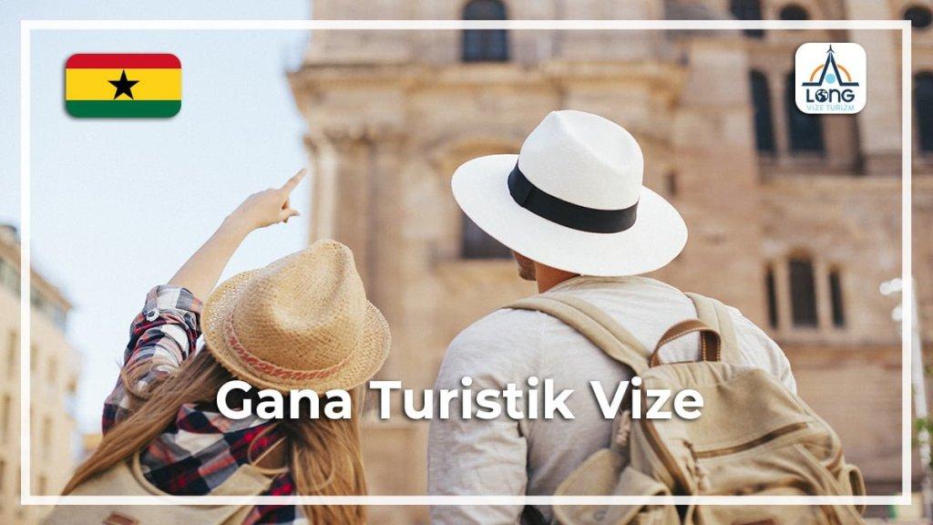 Turistik Vize Gana