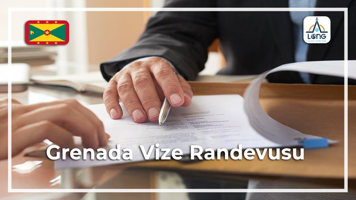Vize Randevusu Grenada