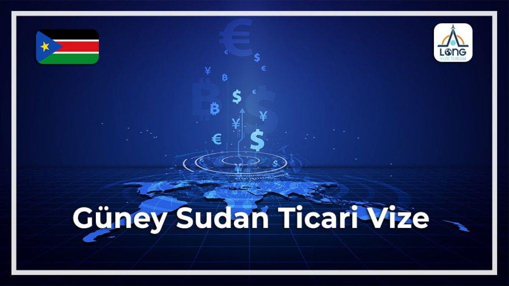 Ticari Vize Güney Sudan
