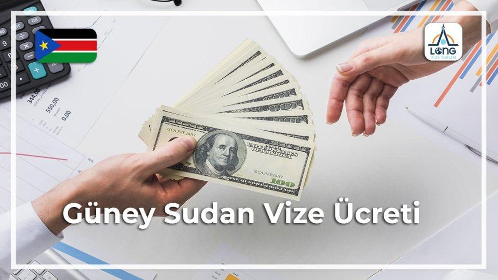 Vize Ücreti Güney Sudan