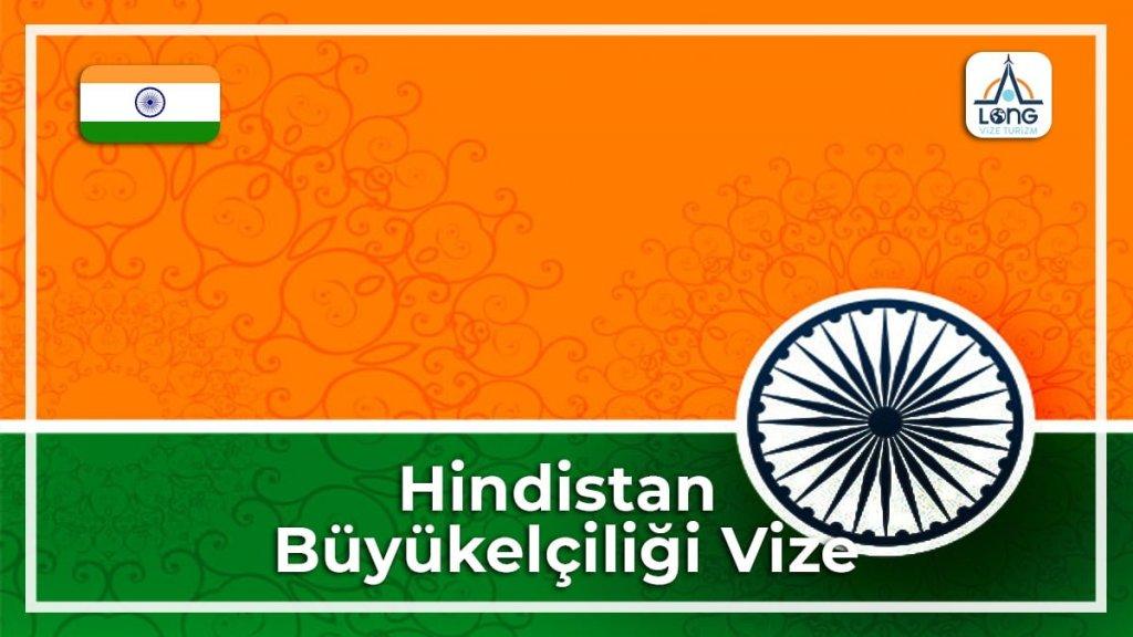 Büyükelçiliği Vize Hindistan