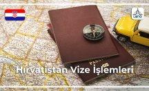 Hırvatistan Vize Şartları