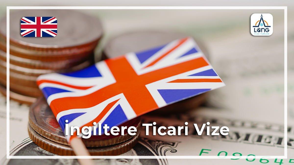 Ticari Vize İngiltere