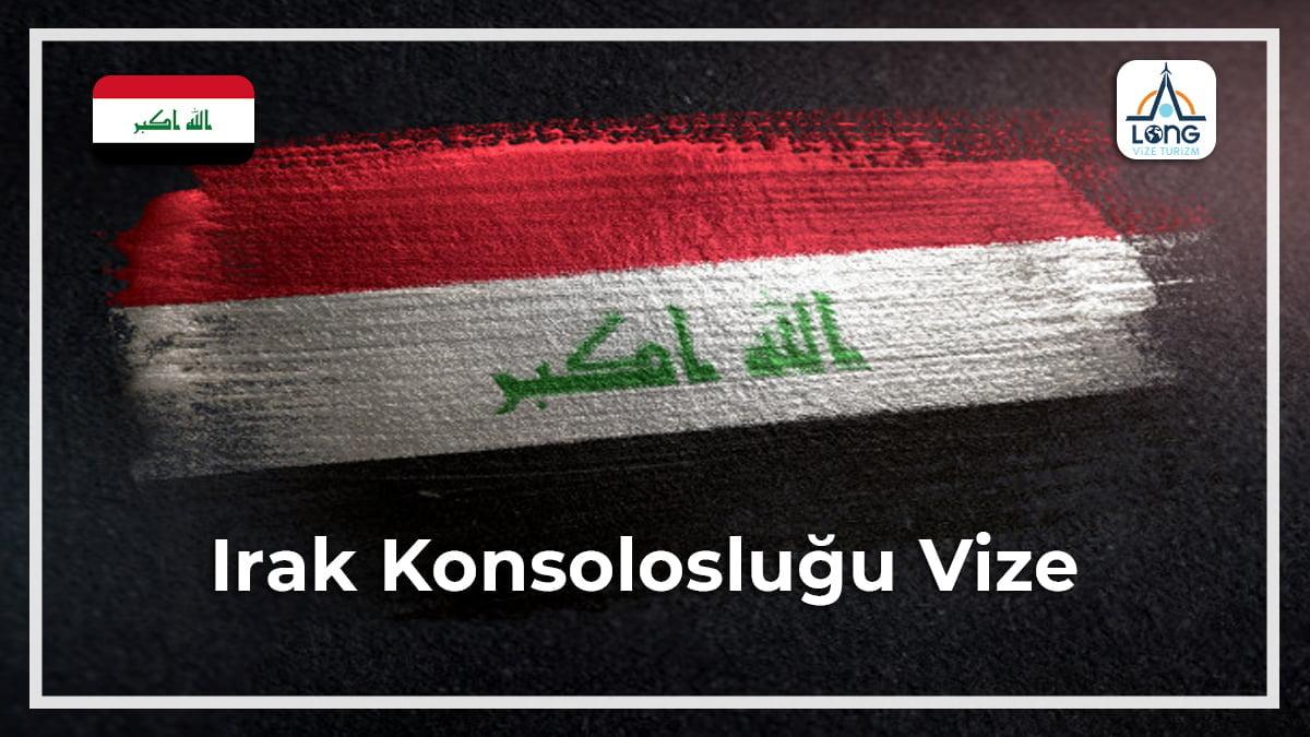 Konsolosluğu Vize Irak