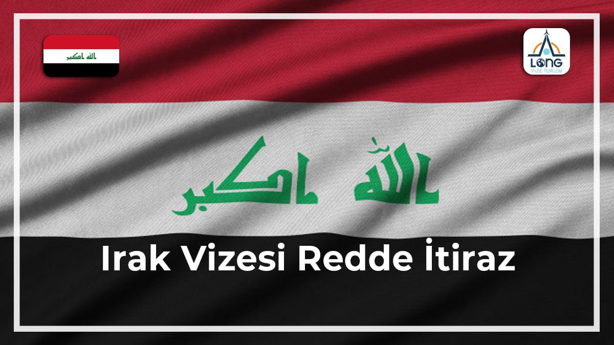 Vizesi Redde İtiraz Irak