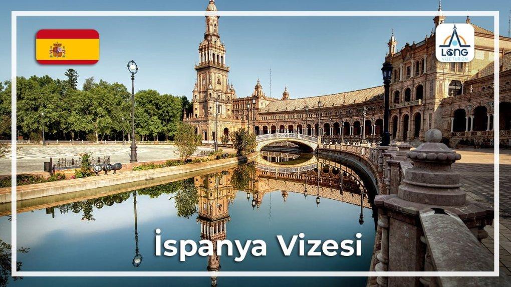 Vizesi İspanya