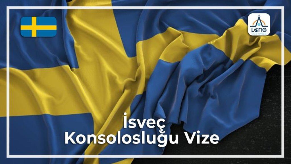 Konsolosluğu Vize İsveç