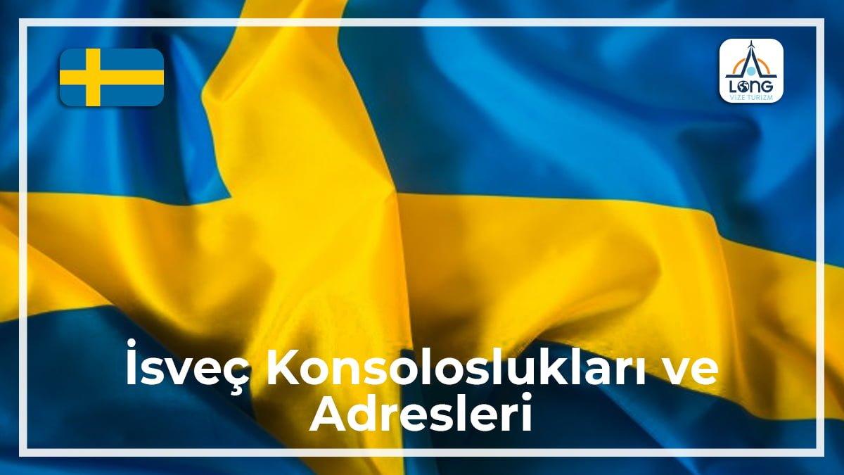 Konsoloslukları Ve Adresleri İsveç