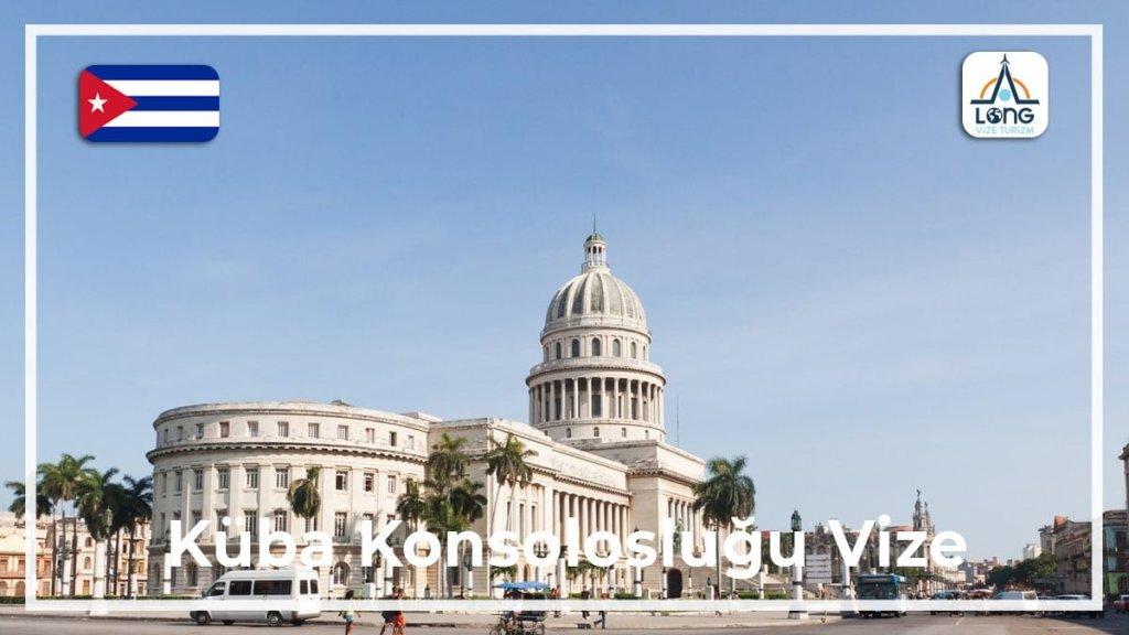 Konsolosluğu Vize Küba