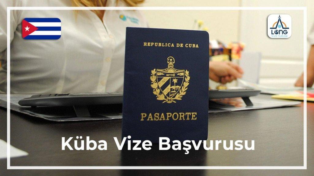 Vize Başvurusu Küba