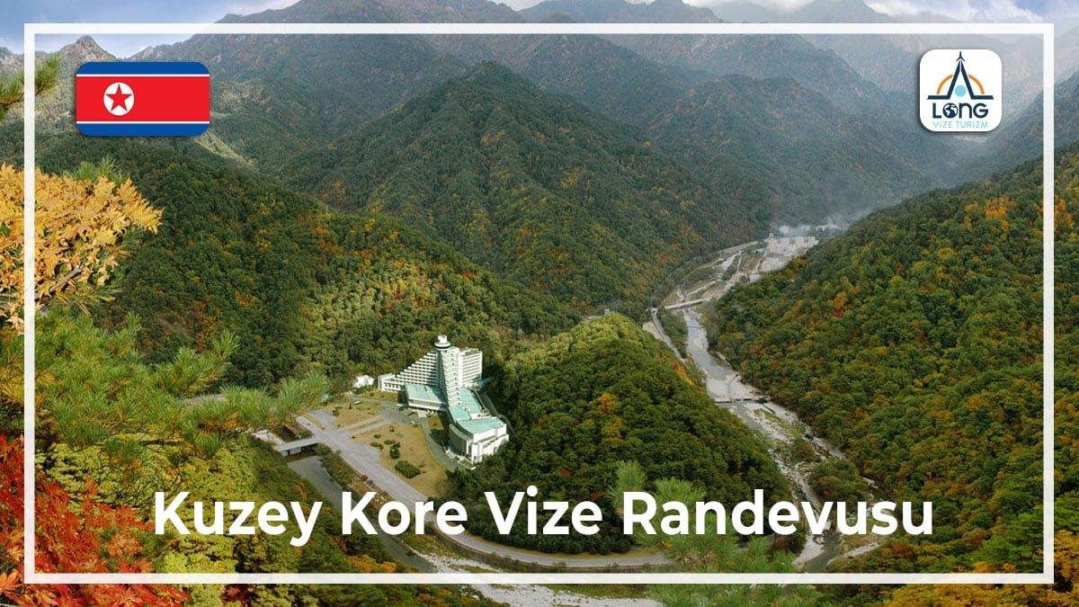 Vize Randevusu Kuzey Kore