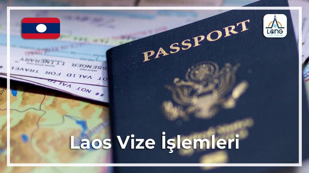Vize İşlemleri Laos