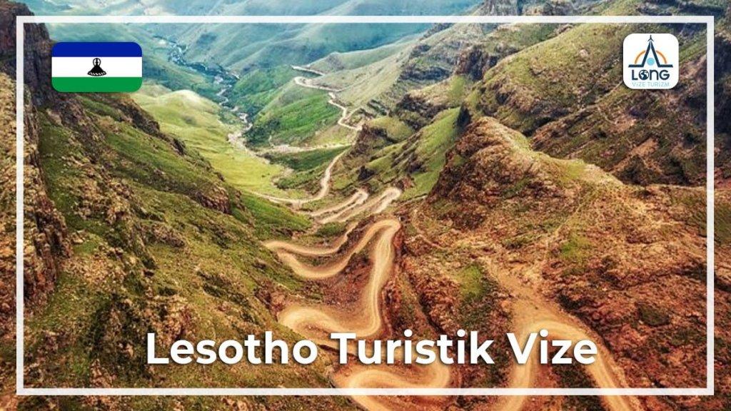 Turistik Vize Lesotho