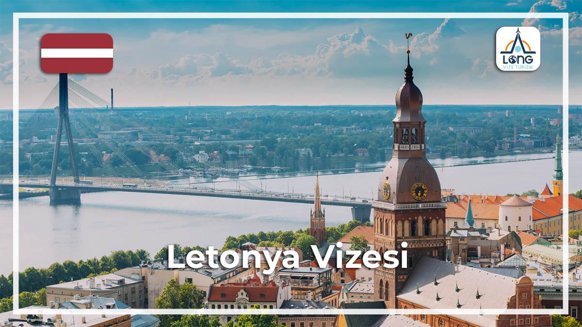 Vizesi Letonya