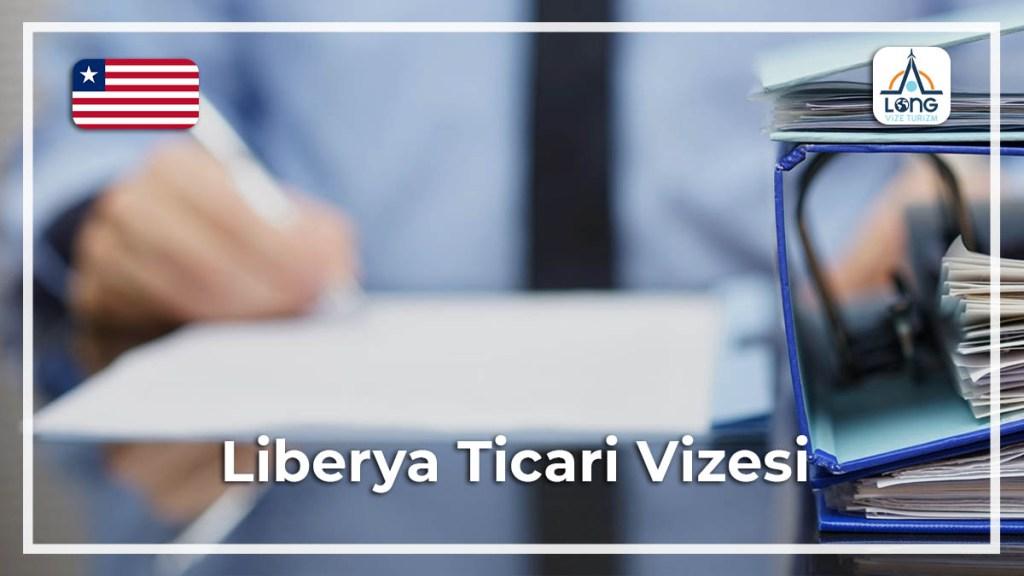 Ticari Vize Liberya