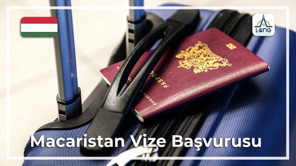 Vize Başvurusu Macaristan