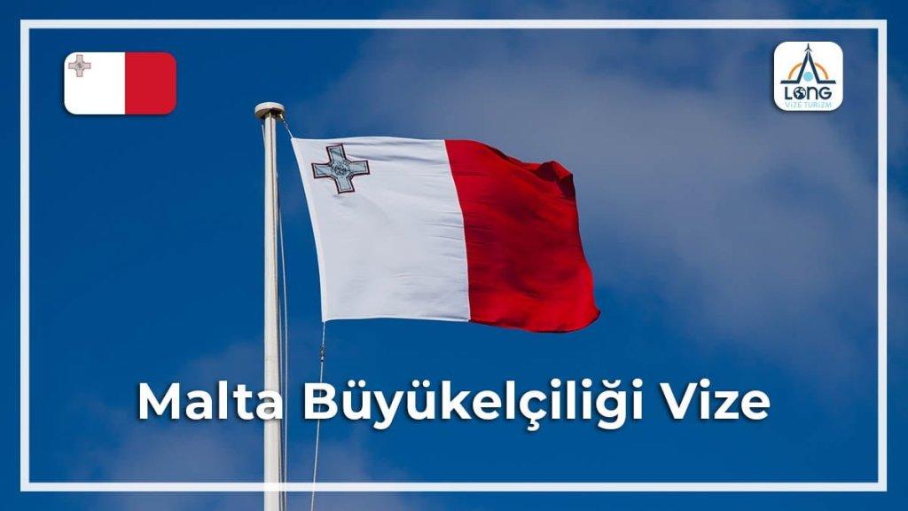 Büyükelçiliği Vize Malta